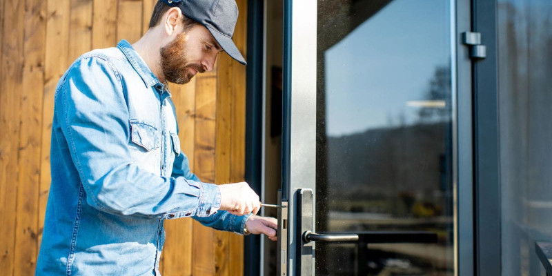 Commercial Door Locks in Concord, North Carolina